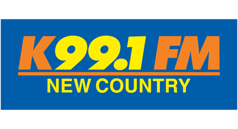 K99.1FM - New Country Logo