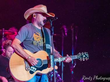 ARTIST PHOTOS: Saturday at Country Concert '21