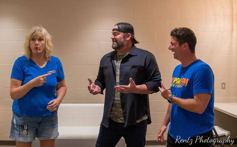 Check out the photos from our 32nd Birthday Bash Concert at the Rose Music Center with Lee Brice and Lindsay Ell on August 13th, 2021