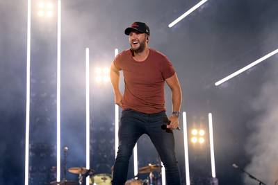 Luke Bryan Scores His 25th #1 Single