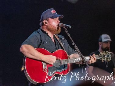 ARTIST PHOTOS: Thursday at Country Concert '21