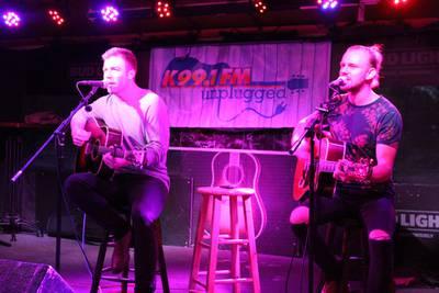PHOTOS: K99.1FM Unplugged with Teddy Robb