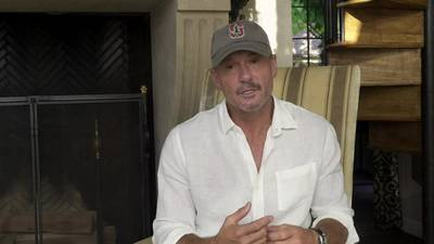 Tim McGraw shares what to expect during his 'Here On Earth Experience'