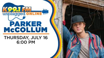 Win an invite to a private ZOOM concert with Parker McCollum