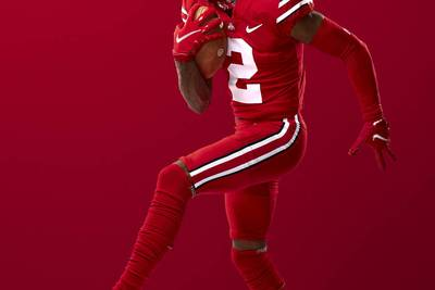 GALLERY: Ohio State 'color rush' uniforms unveiled