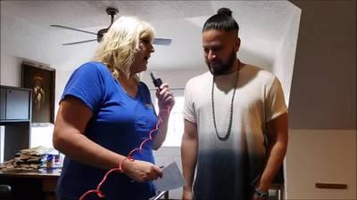 K99.1FM's Nancy Wilson interviews Filmore