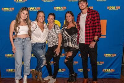 PHOTOS: K99.1FM Unplugged with Tenille Arts and George Birge