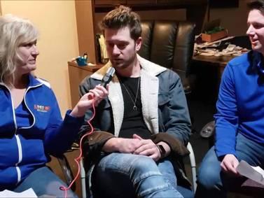 K99.1FM interviews Adam Doleac
