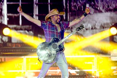 Jason Aldean Shares Personal Moments In New Music Video