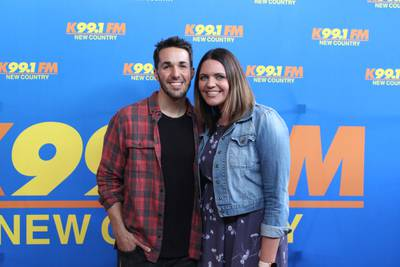 Photos: K99.1FM Unplugged with Cale Dodds