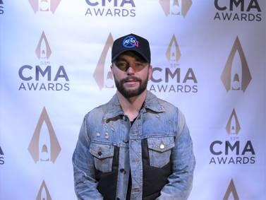 PHOTOS: Artists visit K99.1FM during CMA Awards Week
