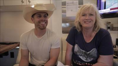 K99.1FM at Country Concert '19 with Dustin Lynch